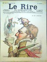 Le RIRE N° 224 du 18 Février 1899