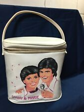 Donny And Marie Osmond Lunch Cooler