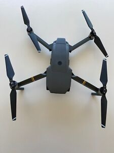 DJI MAVIC PRO - FLY MORE COMBO - Excellent condition and little used