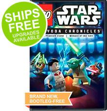 LEGO Star Wars The Yoda Chronicles (DVD, 2014) NEW, Phantom Clone, Menace Sith