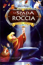 LA SPADA NELLA ROCCIA DVD DISNEY