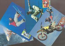 2006 Australia EXTREME SPORTS Set of 4 Maxi Cards