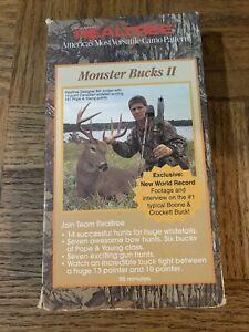 Monster Bucks II VHS