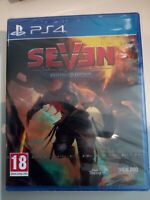 seven enhanced edition ps4 playstation 4 ps 4 neuf