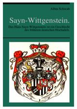 Neu-Buch-:A.Schwab - Deutscher Hochadel,Sayn Wittgenstein,Fürst,Adel Geschlecht