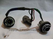 Nissan Patrol GR Y61 2.8 97-05 RH OSF front indicator side light bulb holders