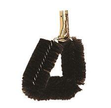 Cobweb Broom Triangular Black Hair Australian Made Quality Head Only