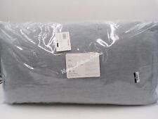 Pottery Barn Belgian Flax Linen Handcrafted Quilt Comforter Twin Chambray #9654A