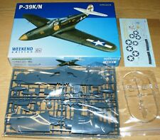 P-39K/ N von Eduard 1/48 Weekend Edition