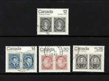 (Ref-3650) Canada 1978 The Two CAPEX issues SG.907 and SG914/916  Used