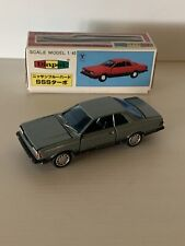 DIAPET G-140 NISSAN BLUEBIRD SSS TURBO 1/40 SCALE MADE IN JAPAN.