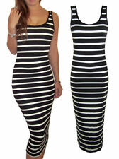 Viscose Summer/Beach Striped Clothing for Women