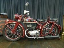 Triumph B 254 F Oldtimer Motorrad von 1938 Restauriert