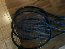 Three Wilson Pro Staff, 97 Black, 4 1/4, Good Pre-Owned Condition.