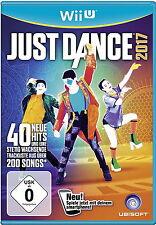 Ubisoft Just Dance 2017 (Nintendo Wii U)