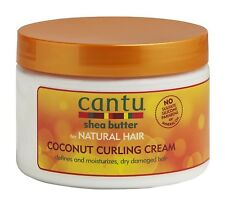 Cantu Shea Butter For Natural Coconut Hair Curling Cream - (12oz) 340g