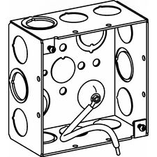 Orbit 4SDB-MKO-PT 4 Inch Square Box 2.13 Inch Deep MKO with Pigtail