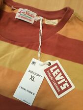 Levi's Vintage Clothing LVC 1940s Split Hem T Shirt 392030001 XL Pocket Tee