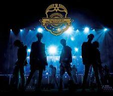 NEW TOHOSHINKI TVXQ DBSK Live CD Collection The Secret Code Japan 4CD HTF K-POP