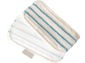 To fit Black And Decker FSMP20 Steam Mop Pads for FSM1630 Pack of 2
