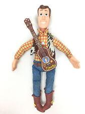 Woody / Figurine Poupée Jouet Toy Story 40 cm / Guitare
