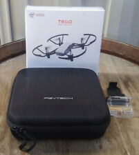 Ryze Tello Drone by DJI BOOST Combo with 3 batteries carry case and accessories