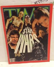 Time Magazine The Return Of Star Wars. 1997 Used