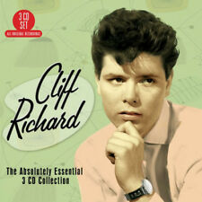 Cliff Richard : The Absolutely Essential 3 CD Collection CD (2015) ***NEW***
