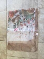 TONGSHI 100% silk. scaff