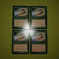 Weatherseed Elf x4 Urza's Legacy 4x Playset Magic the Gathering MTG