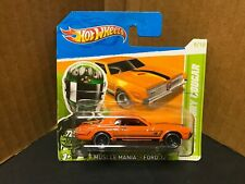 HOT WHEELS '68 MERCURY COUGAR 9/10 - MUSCLE MANIA - FORD 12