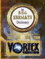 Royal Priest Ibrmath Dictionary First Last Edition by Seals Sr Christopher Doven