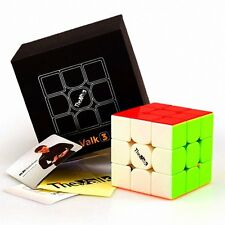 CuberSpeed QiYi Valk 3 3x3x3 Stickerless Magic cube QiYi MoFangGe The Valk 3 3X3