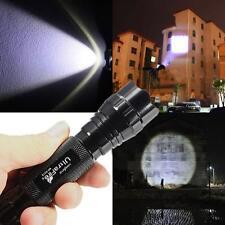 Alloy Waterproof High Power 2000 Lumen CREE XM-L 501B T6 LED Flashlight Torch