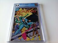 SUN DEVILS 1 CGC 9.8 WHITE PAGES GERRY CONWAY DAN JURGENS GERRY CONWAY DC COMICS