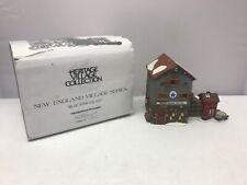 Dept 56 New England Village Series Blue Star Ice Co # 5647-2