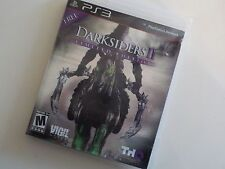 Darksiders II for PS3 (2012) Playstation 3 disc excellent