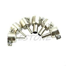 BGA Circular Nozzles 3/4/5/8/10/12mm 850 Hot Air Rework Reflow Soldering Station