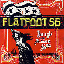 Flatfoot 56 : Jungle of the Midwest Sea CD (2007)