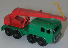Matchbox Lesney No. 30 8 Wheel Crane oc8463