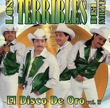 FREE US SHIP. on ANY 3+ CDs! ~Used,Very Good CD Los Terribles Del Norte: El Disc