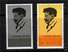 Ireland 1971 J.M.Synge SG304/5 MNH
