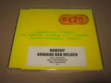 "ARMAND VAN HELDEN "" KOOCHY "" CD SINGLE EXCELLENT 3 TRACKS"