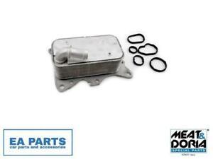 Oil Cooler, engine oil for MERCEDES-BENZ MEAT & DORIA 95172