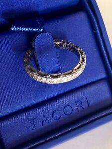TACORI platinum eternity band—size 6.25.