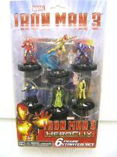 Heroclix Iron Man 3-starter set