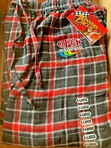 JEFF GORDON WINNER'S CIRCLE Dupont Motorsports NEW Sweat Pants NASCAR 100%Cotton