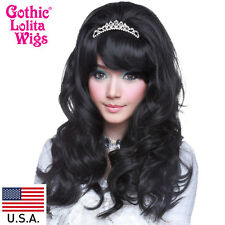 Gothic Lolita Wigs® Princess™ Collection - Black