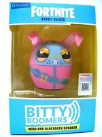 Bitty Boomers Fortnite Rabbit Raider Wireless Bluetooth Speaker