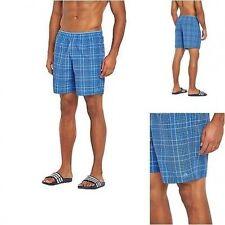 Abbigliamento blu adidas per il mare e la piscina da uomo
